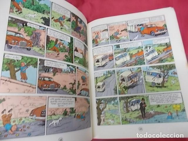 Cómics: TINTÍN. LA ISLA NEGRA . JUVENTUD . 1974. CUARTA EDICIÒN - Foto 3 - 157300694