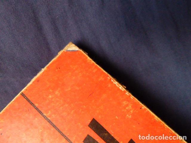 Cómics: TINTIN -EL LOTO AZUL -TERCERA EDICION DE 1970 LOMO DE TELA - Foto 5 - 157610030