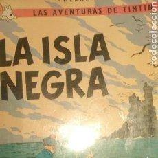 Cómics: TINTIN LA ISLA NEGRA CUARTA EDICIÓN. Lote 157833916