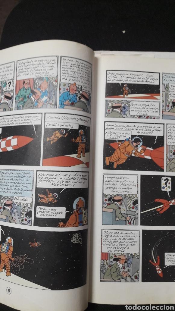 Cómics: ATERRIZAJE EN LA LUNA-1985-TINTIN-HERGE - Foto 3 - 158392176