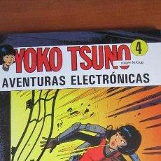 Comics : YOKO TSUNO Nº 4 - EDIT. JUVENTUD - TAPA DURA. Lote 158418050