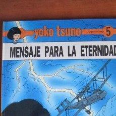 Comics : YOKO TSUNO Nº 5 - EDIT. JUVENTUD - TAPA DURA. Lote 158418254