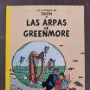 Cómics: LAS AVENTURAS DE TINTIN: LAS ARPAS DE GREENMORE (1° EDICION) - NO OFICIAL (2011). Lote 158576602