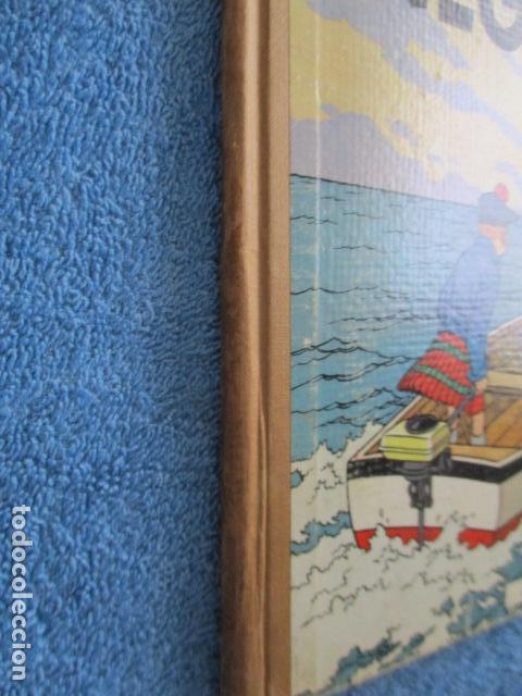 Cómics: Tintín la isla negra 2ª edición del año 1967 Idioma castellano - Foto 3 - 158606594