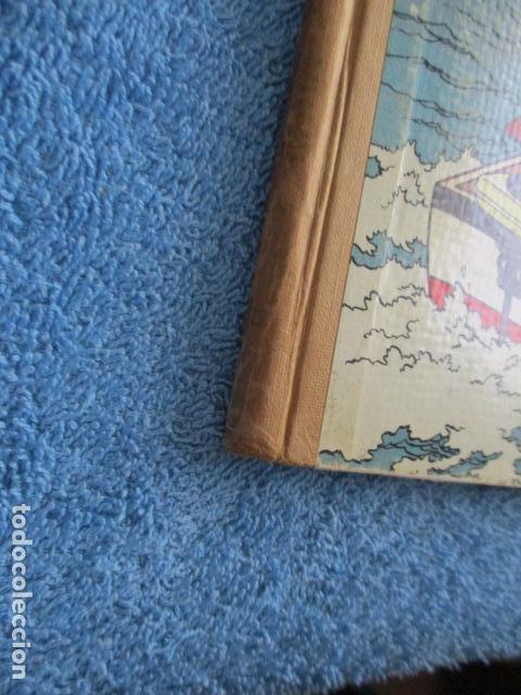 Cómics: Tintín la isla negra 2ª edición del año 1967 Idioma castellano - Foto 4 - 158606594