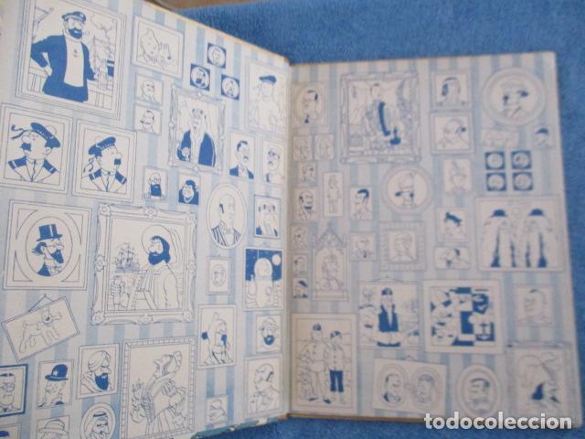 Cómics: Tintín la isla negra 2ª edición del año 1967 Idioma castellano - Foto 7 - 158606594