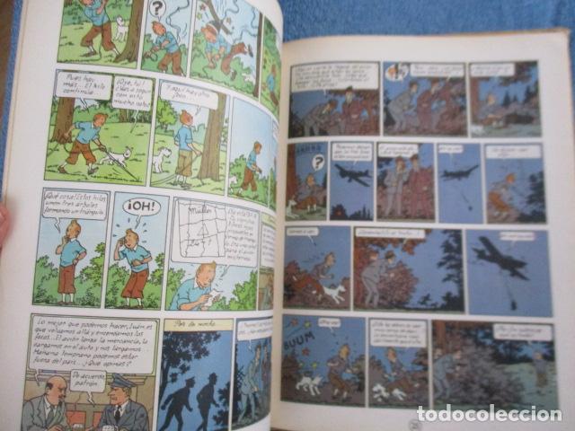 Cómics: Tintín la isla negra 2ª edición del año 1967 Idioma castellano - Foto 13 - 158606594