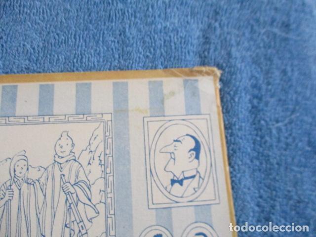Cómics: Tintín la isla negra 2ª edición del año 1967 Idioma castellano - Foto 15 - 158606594