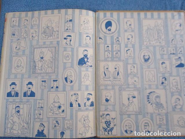 Cómics: Tintín la isla negra 2ª edición del año 1967 Idioma castellano - Foto 16 - 158606594