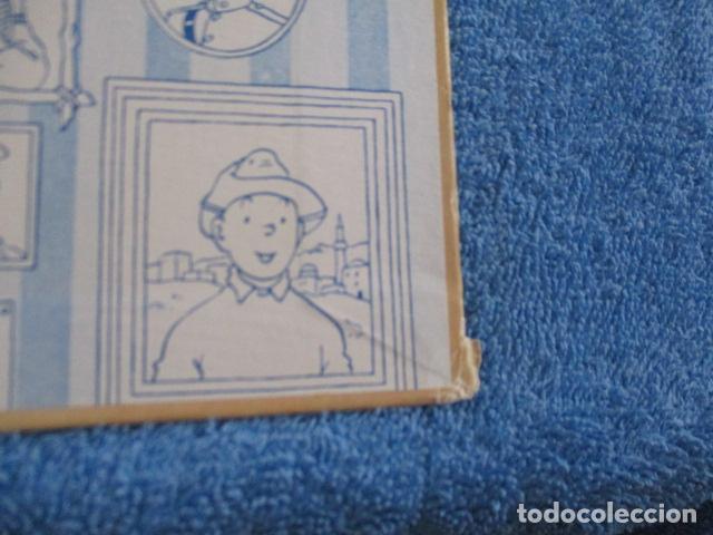 Cómics: Tintín la isla negra 2ª edición del año 1967 Idioma castellano - Foto 17 - 158606594