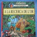 Cómics: CORI EL GRUMET . A LA RECERCA DE L' OR . BOB DE MOOR . 1ª EDICIO 1993 JOVENTUT .- EXCELENTE ESTADO. Lote 158610006