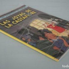 Comics: HERGÉ LAS AVENTURAS DE TINTIN: LAS JOYAS DE LA CASTAFIORE – EDITORIAL JUVENTUD – COMIC - PRECINTADO. Lote 158710834