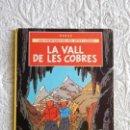 Cómics: LES AVENTURES DE JOU , ZETTE I JOCKO - LA VALL DE LES COBRES - CATALA. Lote 158952190