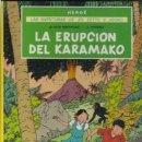 Cómics: LAS AVENTURAS DE JO, ZETTE Y JOCKO: LA ERUPCIÓN DEL KARAMAKO, 1984. COLECCIÓN A.T.. Lote 159360434