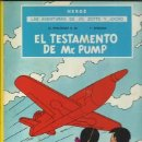 Cómics: LAS AVENTURAS DE JO, ZETTE Y JOCKO: EL TESTAMENTO DE MR. PUMP, 1983. COLECCIÓN A.T.. Lote 159360898