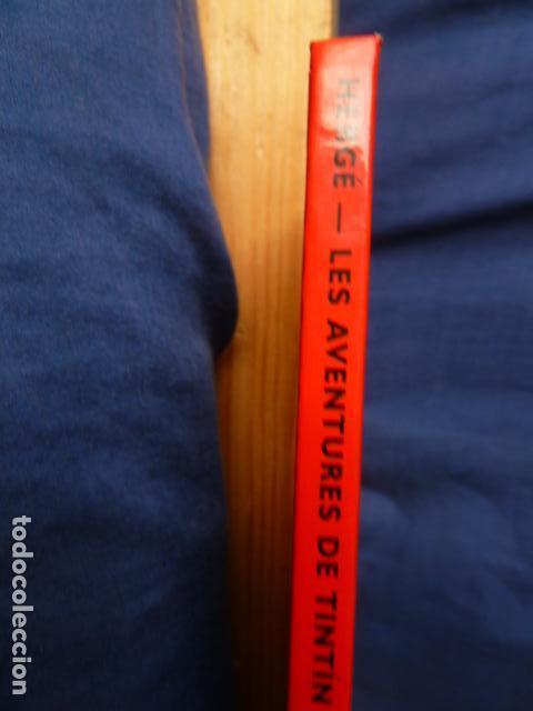 Cómics: LES AVENTURES DE TINTIN -EL CRANC DE LES PINCES D,OR -PEQUEÑO TAMAÑO CASTERMAN EN CATALAN - Foto 3 - 159471698