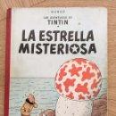 Cómics: TINTÍN - LA ESTRELLA MISTERIOSA. SEGUNDA EDICIÓN 1964. Lote 159853581
