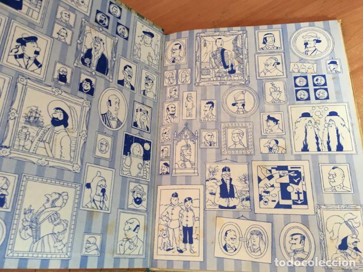 Cómics: TINTIN EL CETRO DE OTTOKAR (ED. JUVENTUD) CUARTA EDICION 1968 (COIM23) - Foto 5 - 159859866
