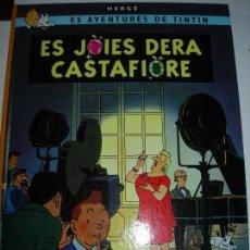 Comics - TINTIN / TINTIN EN ARANES / ES JOIES DERA CASTAFIORE - 159860246