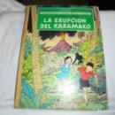 Cómics: .LAS AVENTURAS DE JO,ZETTE Y JOCKO.LA ERUPCION DEL KARAMAKO.1ª EDICION 1971. Lote 159884298