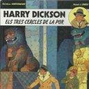 Cómics: HARRY DICKSON 3: ELS TRES CERCLES DE LA POR, 1991, BUEN ESTADO. COLECCIÓN A.T.. Lote 160088002