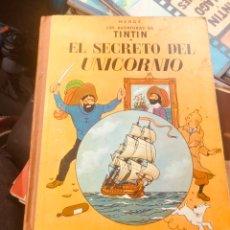 Cómics: EL SECRETO DEL UNICORNIO TERCERA EDICIÓN 1965. Lote 160231404