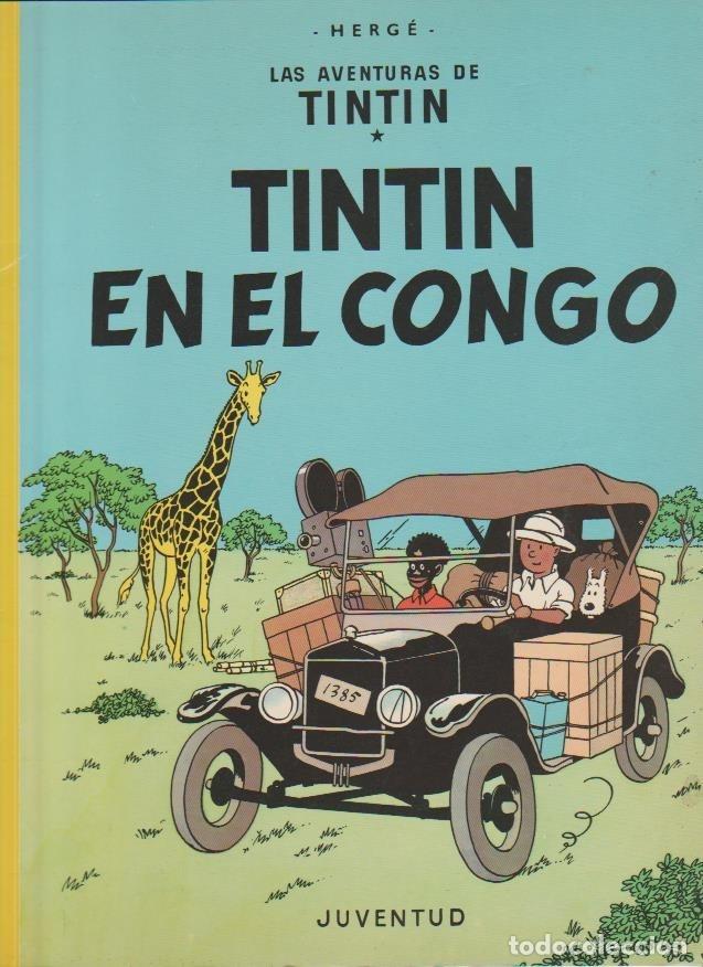 LAS AVENTURAS DE TINTIN ( JUVENTUD ) TAPA BLANDA RÚSTICA COMPLETO (Tebeos y Comics - Juventud - Tintín)