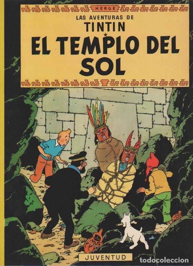 Cómics: LAS AVENTURAS DE TINTIN ( JUVENTUD ) TAPA BLANDA RÚSTICA COMPLETO - Foto 13 - 26658958