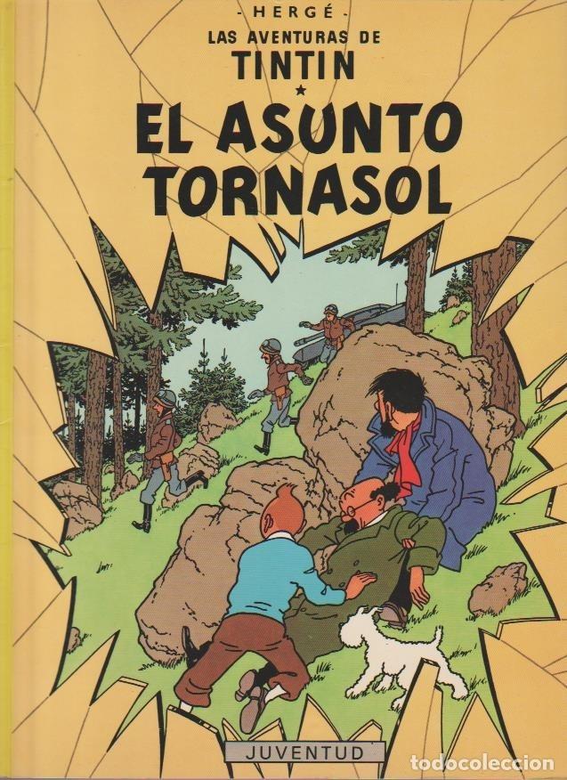Cómics: LAS AVENTURAS DE TINTIN ( JUVENTUD ) TAPA BLANDA RÚSTICA COMPLETO - Foto 17 - 26658958