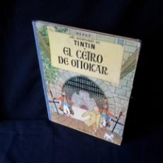 Cómics: TINTIN - EL CETRO DE OTTOCAR - EDITORIAL JUVENTUD - QUINTA EDICION 1972. Lote 160441910