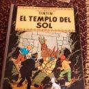 Cómics: LAS AVENTURAS DE TINTÍN-EL TEMPLO DEL SOL CUARTA EDICIÓN. Lote 160758654