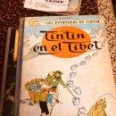 Cómics: TINTÍN EN EL TÍBET TERCERA EDICIÓN 1967. Lote 160758712