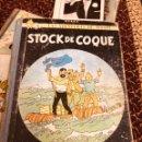 Cómics: TINTÍN-STOCK DE COQUE - SEGUNDA EDICIÓN 1965. Lote 160758750