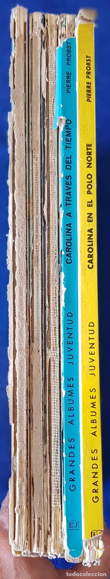 Cómics: Carolina - Pierre Prost - Grandes Albumes Juventud (1961 / 1971) - Foto 3 - 184074646