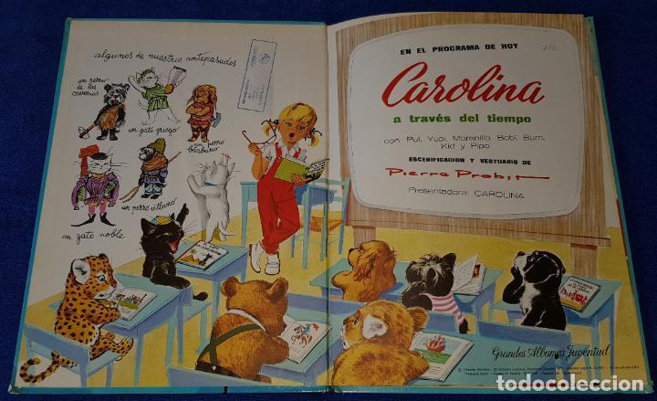 Cómics: Carolina - Pierre Prost - Grandes Albumes Juventud (1961 / 1971) - Foto 6 - 184074646
