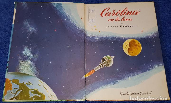 Cómics: Carolina - Pierre Prost - Grandes Albumes Juventud (1961 / 1971) - Foto 8 - 184074646