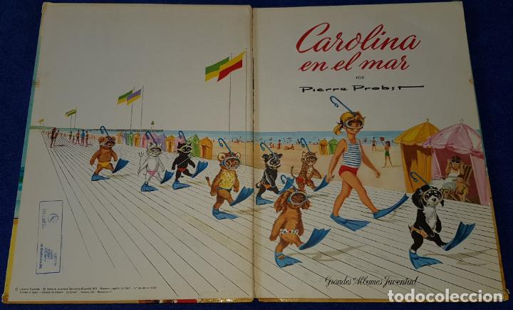 Cómics: Carolina - Pierre Prost - Grandes Albumes Juventud (1961 / 1971) - Foto 12 - 184074646