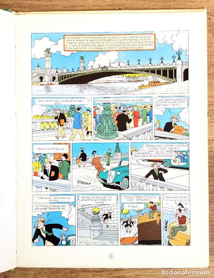 Cómics: BARELLI En nusa penida - Tomo 1 La isla del brujo - JUVENTUD 1990 Primera edición. - Foto 3 - 161646270