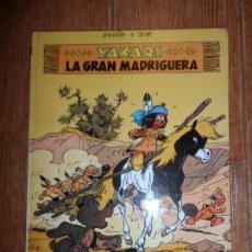 Cómics: YAKARI Nº 9 EDITORIAL JUVENTUD 1992 TAPA DURA . Lote 161933110