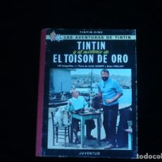 Cómics: LAS AVENTURAS DE TINTIN JUVENTUD TINTIN Y EL MISTERIO DE EL TOISON DE ORO 1ª EDICION MARZO 1968. Lote 162035834