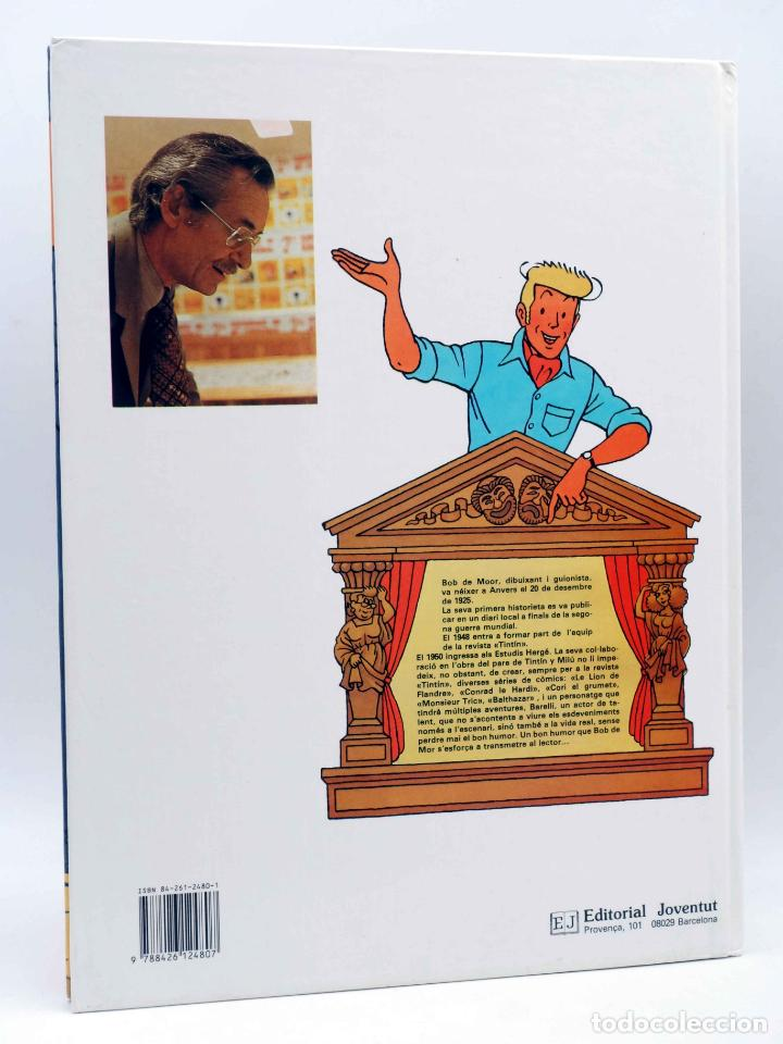 Cómics: LENIGMÀTIC SENYOR BARELLI (Bob De Moor) Joventud, 1990 - Foto 2 - 162041866