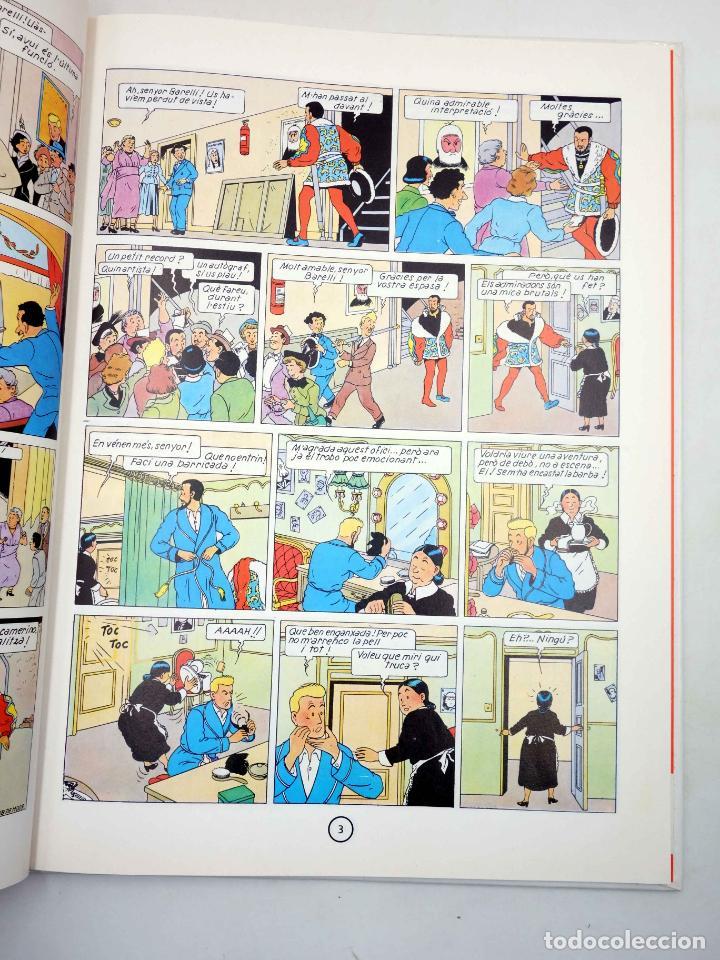 Cómics: LENIGMÀTIC SENYOR BARELLI (Bob De Moor) Joventud, 1990 - Foto 4 - 162041866