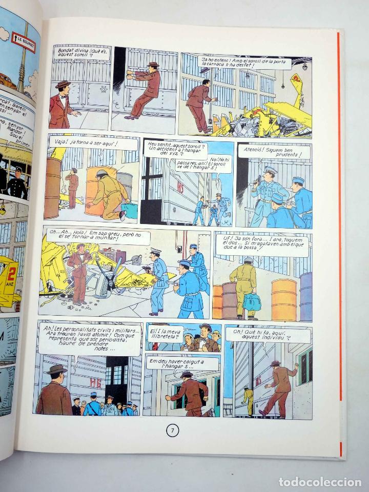Cómics: LENIGMÀTIC SENYOR BARELLI (Bob De Moor) Joventud, 1990 - Foto 5 - 162041866