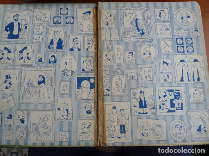 Cómics: el tesoro de rackham el rojo las aventuras de tintin ed juventud 1º primera edicion 1960 - Foto 3 - 163080390