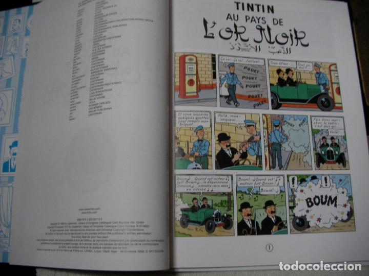 Cómics: COMIC TINTIN EN FRANCES - Foto 2 - 164129102