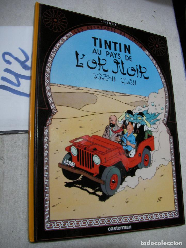 Cómics: COMIC TINTIN EN FRANCES - Foto 1 - 164129102