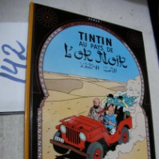 Cómics: COMIC TINTIN EN FRANCES. Lote 164129102