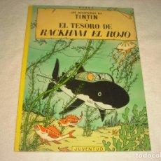 Cómics: TINTIN, EL TESORO DE RACKHAM EL ROJO 2003.. Lote 191681417