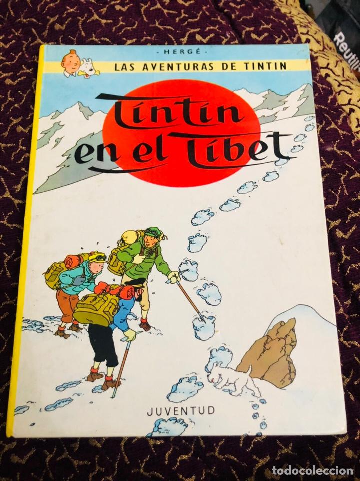 TINTÍN EN EL TIBET (Tebeos y Comics - Juventud - Tintín)