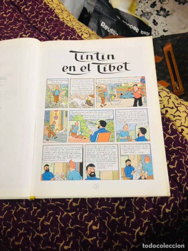 Cómics: Tintín en el tibet - Foto 5 - 164339065